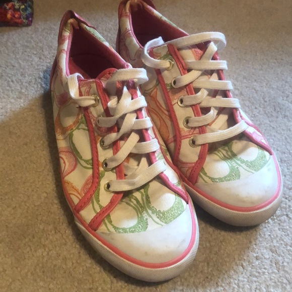 Coach Shoes - Coach sneakers!